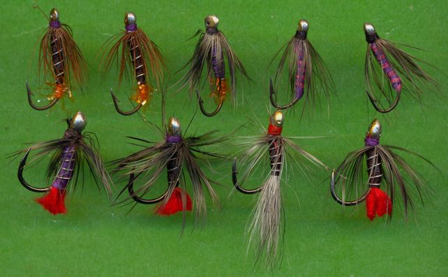 мушки для рыбалки на окуня видео